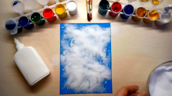 Посыпанная солью картинка