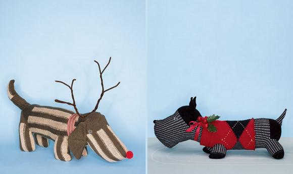 Животные из носков