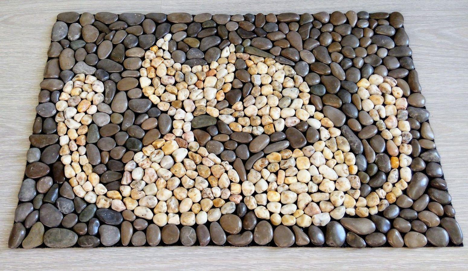 картинки поделки из камней своими руками