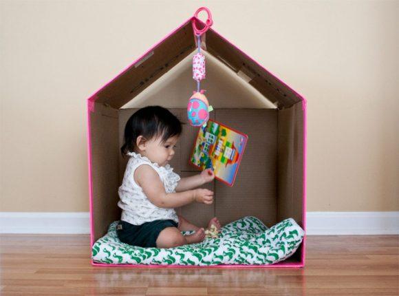 Игровой домик для ребёнка