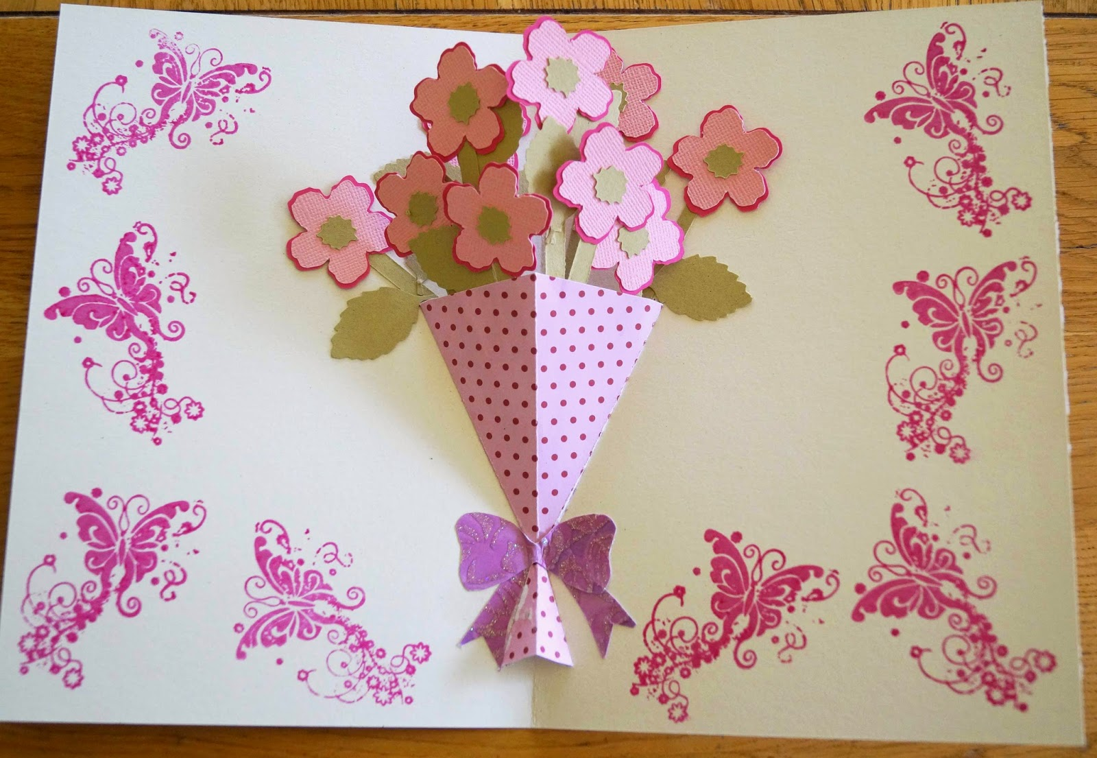 Какие открытки бывают на 8 марте для мамы