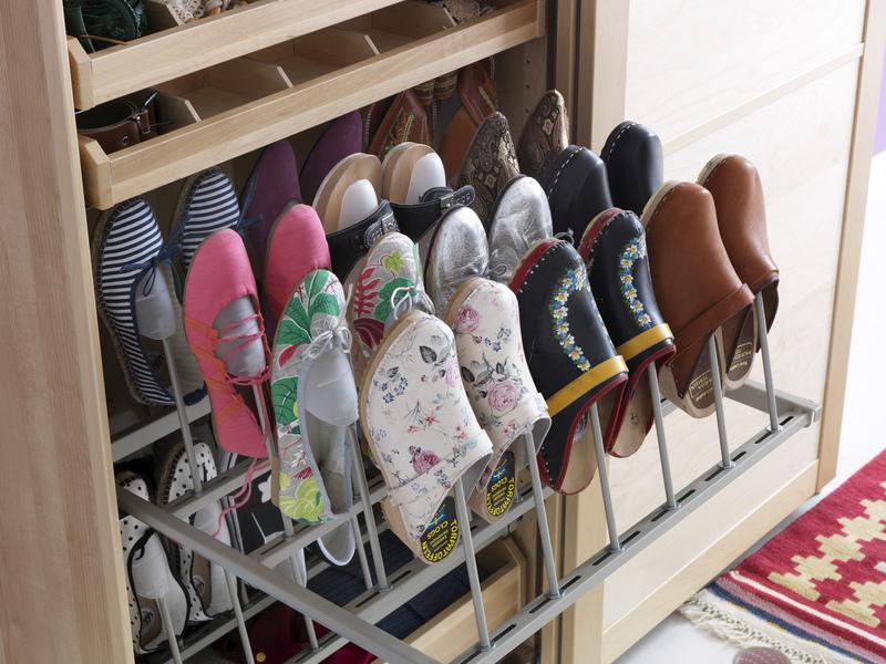 20 идей для хранения обуви в квартире и доме