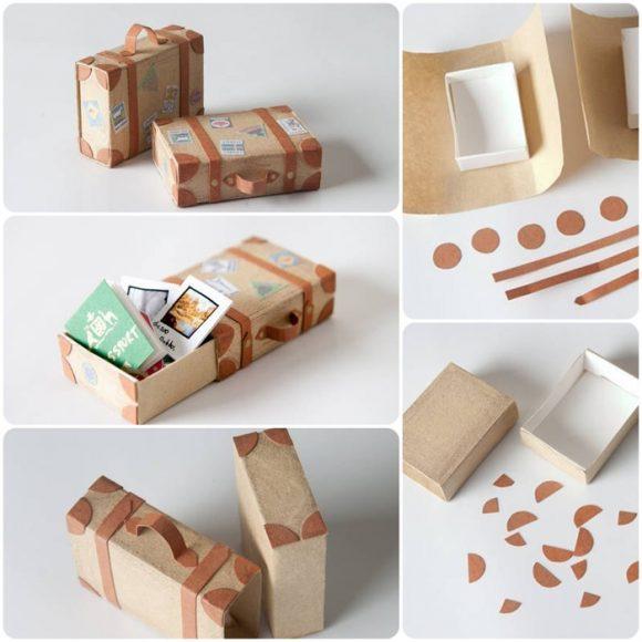 Поделки из спичечных коробков