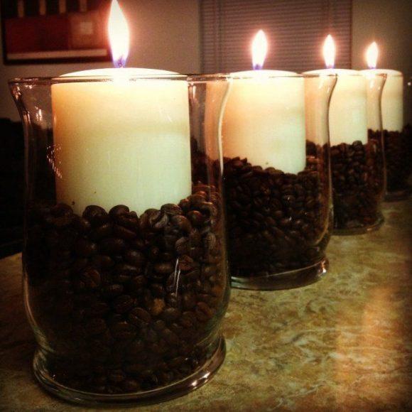 Идеи использования кофе