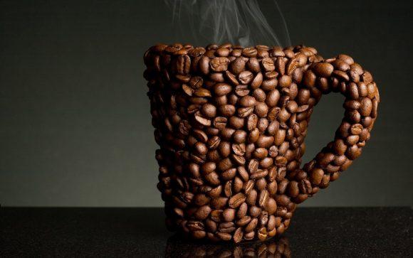Кружка из кофе