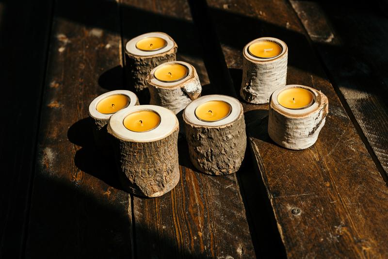 Как сделать подсвечник из дерева: пошаговый мастер-класс