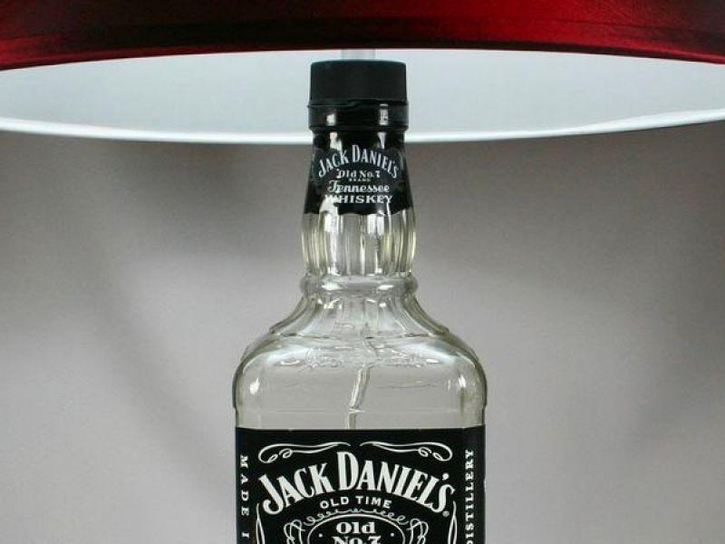 Как сделать светильник из бутылки своими руками: мастер-класс