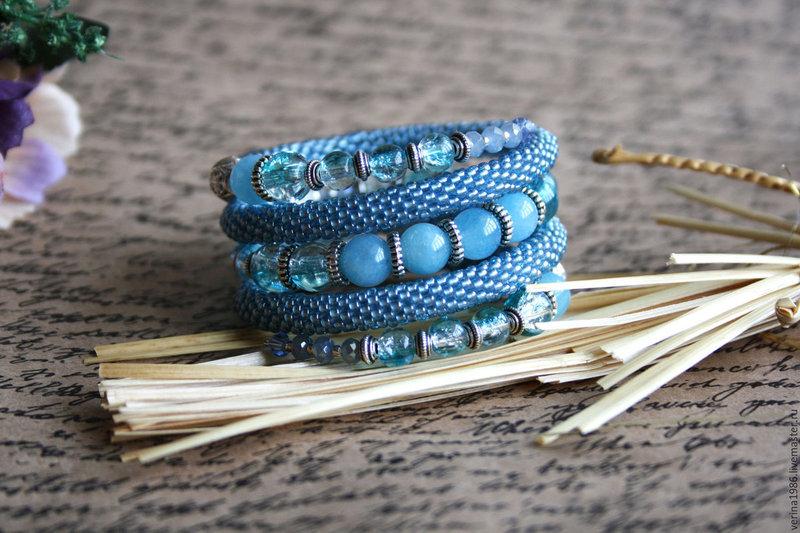 В моде со времён Клеопатры: браслеты из бисера своими руками