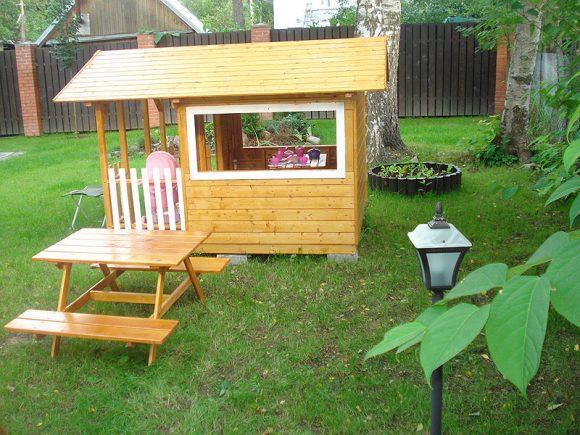 Мини-домик для детей