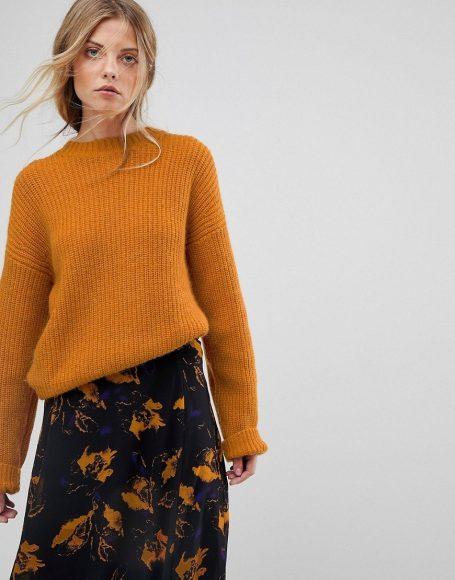 Лаконичный свитер