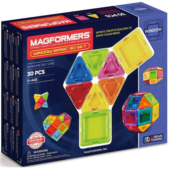 Магнитный конструктор Magformers Window Basic с Алиэкспресс
