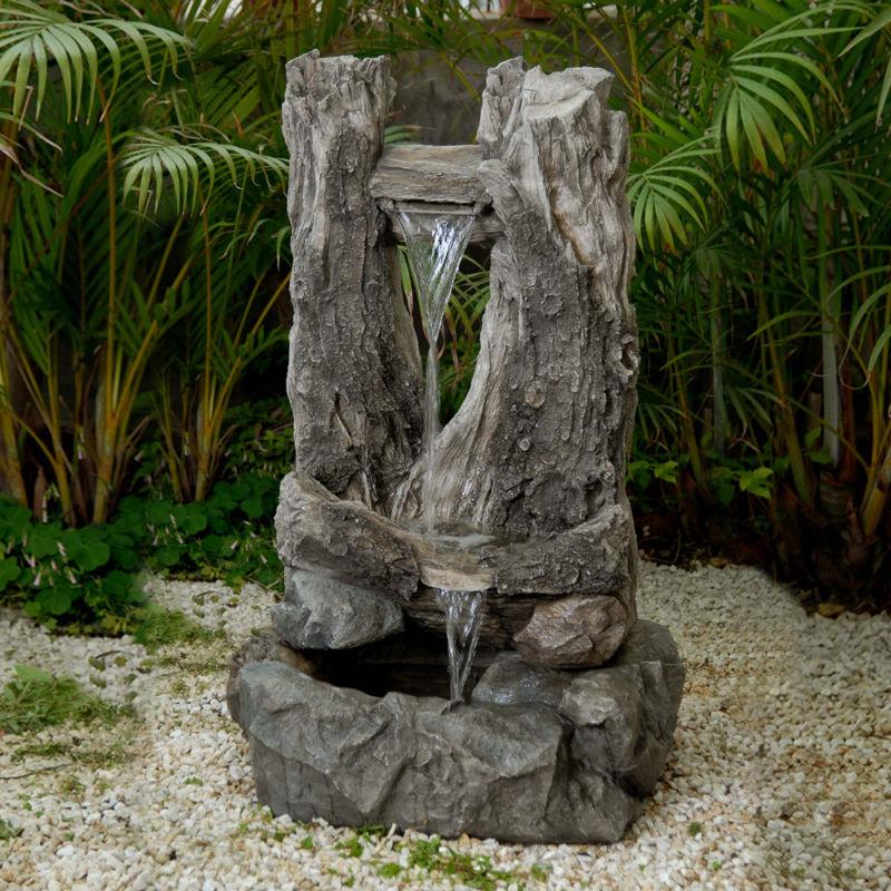 клюшки, декоративный водопад картинки наши