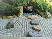 Сад из камней на участке