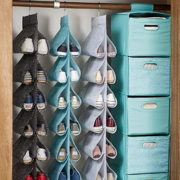 Подвесные органайзеры для обуви