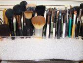 как хранить кисти для макияжа