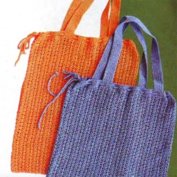 сумка на завязках