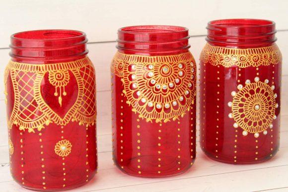 Свадебные украшения в стиле Марокко