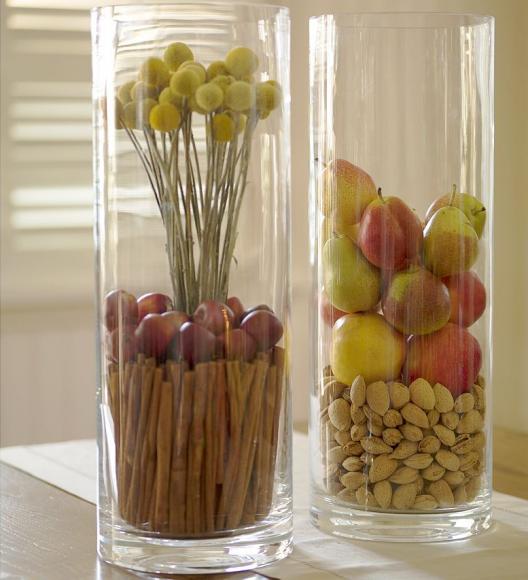 Продукты в вазе
