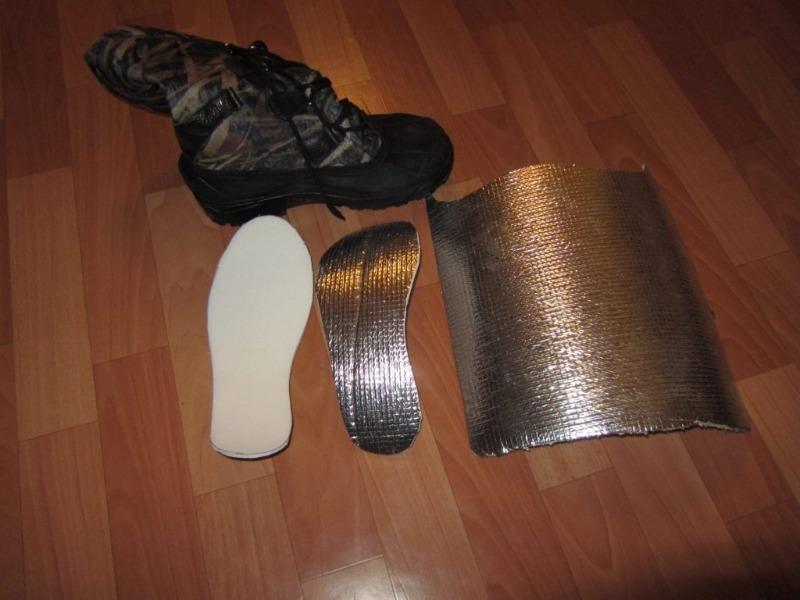 Просто и дешево: 5 способов утеплить стельки в обувь и не бояться любого мороза