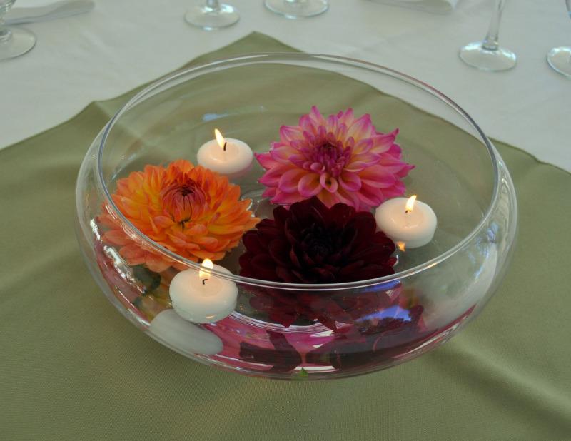 Украшение дома за 5 минут: как сделать водяную свечу своими руками