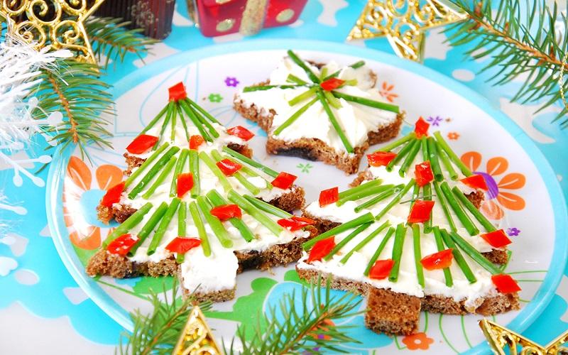 5 рождественских закусок, которые вызывают аппетит одним своим видом