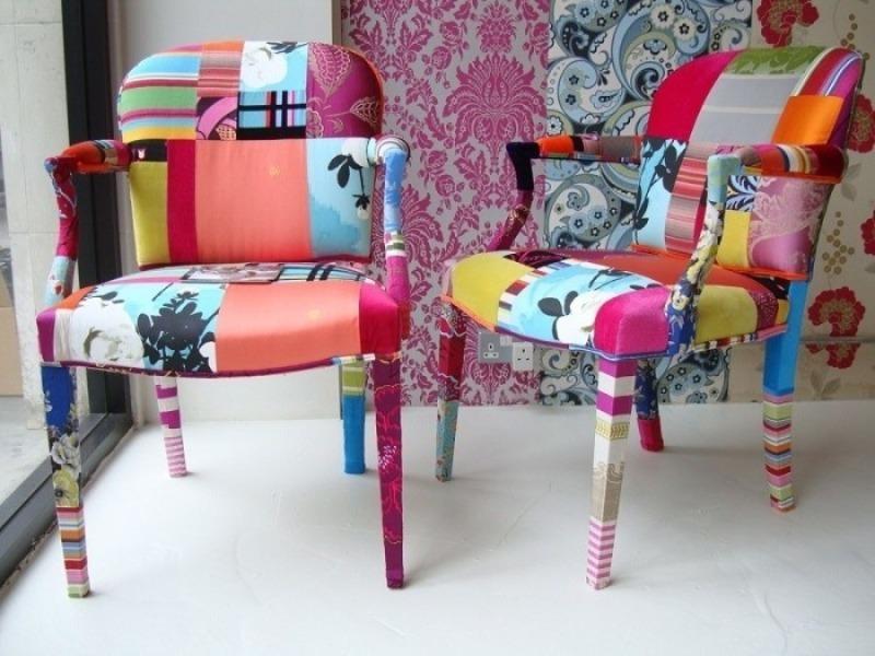 5 способов обновить старый стул, если жаль выкинуть