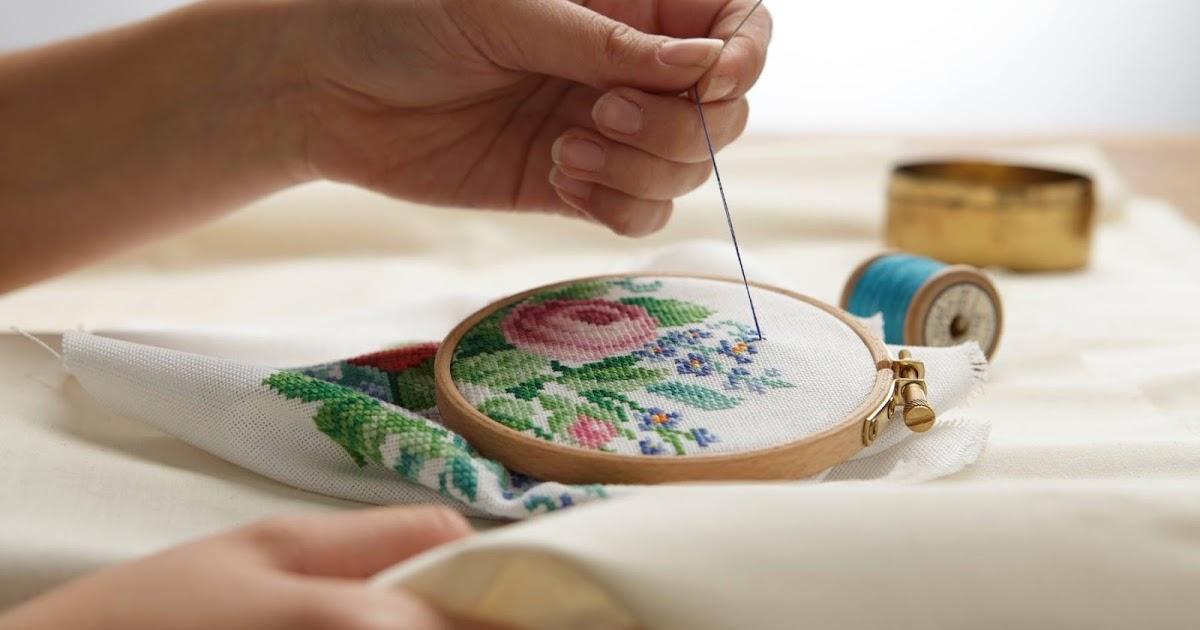ТОП-5 лучших фирм наборов для вышивки крестиком